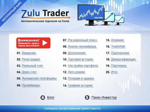 Forex автоматическая торговля zulutrade курс доллара биржа рф